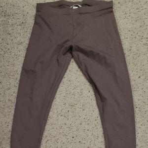 H&M taupe leggings. NWT,  M.